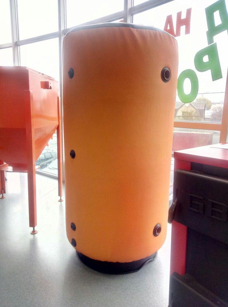 тепловіннер, Акумулюючі ємності (буферні баки), буферні ємності для твердопаливних котлів, акумулюючі ємності ціна, акумулюючі баки від виробника